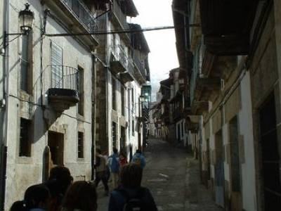Senderismo Hervás y Candelario; fedme; rutas y senderismo